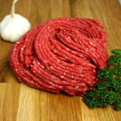 Lean shoulder steak mince