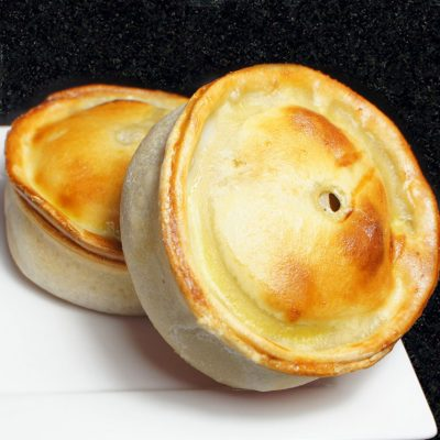 Traditional Scotch pie